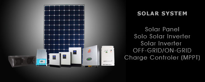 Pioneer System Solar System Complete Power And